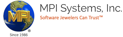 MPI Systems, Inc. Software for the Jewelry Industry